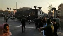 Irán: al menos diez muertos en las protestas