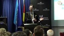 Mr. Adnan Oktar's Representative Dr. Oktar Babuna's Lecture at the Annual Conference on Cultural Diplomacy 2017