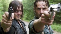 The Walking Dead Saison 8 Analyse Mi-Saison - Où se dirige la série ? (feat Valwho Artworks)