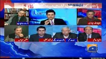 Tell me how America will implement the war on Pakistan? Debate b/w Shehzad Chaudhry & Imtiaz Alam