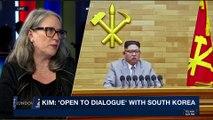 THE RUNDOWN   In rare gesture, Kim Jong Un calls for talks   Monday, January 1st 2018