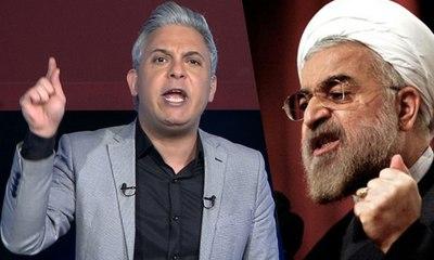 الثورة الإيرانية تشتعل بعد يومها الثالت .. معتز مطر : إيـران و الطوفـااااان ؟!!