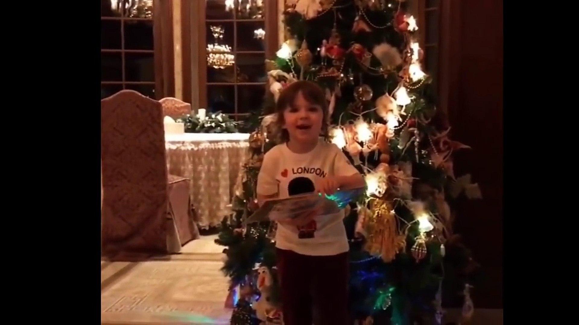 ДЕТИ ПУГАЧЕВОЙ И ГАЛКИНА: Лиза и Гарри в канун Нового Года! Новые видео и фото!