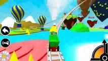 Okul öncesi eğlenceli Tren Oyunu sevimli Tren Hodo Lunapark eğitici Tren kasabası Troy