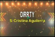 Christina Aguilera Dirrty Karaoke Version