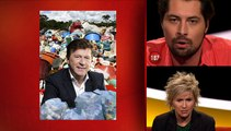 De Slimste Mens ter Wereld 17 november Andrea Croonenberghs, Bieke Ilegems en Gilles Van Bouwel Part 2 - VlaamseTV