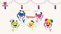 Celebrating 1 Billion Views on YouTube Baby Shark P
