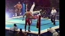 Shiro Koshinaka/Kengo Kimura vs Riki Choshu/Takayuki Iizuka (New Japan February 6th, 1993)