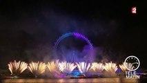 Sans frontières - Le nouvel an vu par Londres