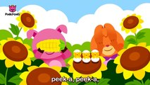 Peek-a-Boo _ Peek-a, peek-a, peek-a-boo! _ Healthy Habits _ Pinkfong Songs f