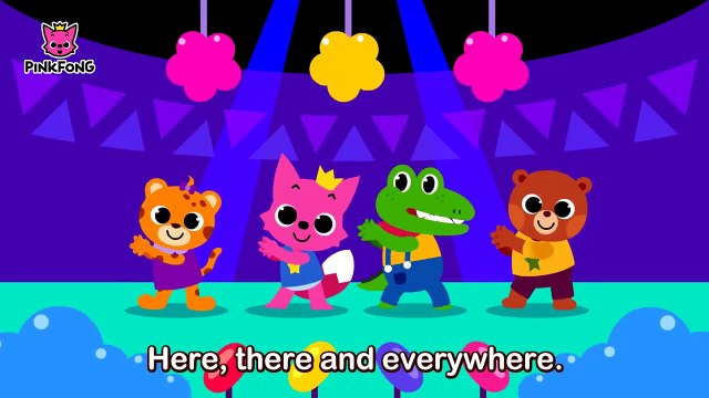 Wash Your Hands _ Make bubbles and wash your hands _ Healthy Habits _ Pinkfong Songs for Children-Km