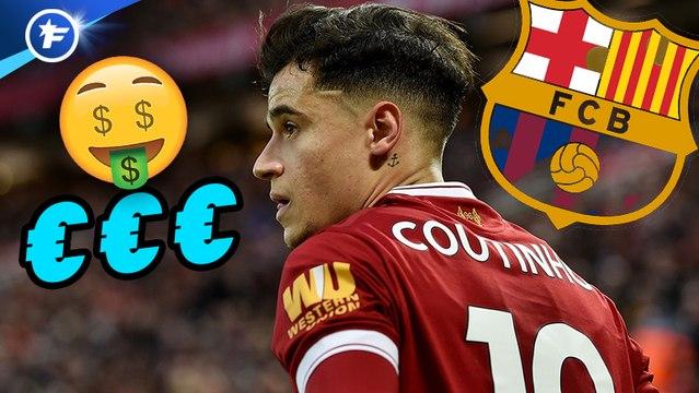 La première offre du Barça pour Coutinho, le conseil de Thierry Henry à Moussa Dembelé