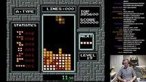 Record du monde de Tetris sans faire exprès !