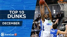 7DAYS EuroCup, Top 10 Dunks, December