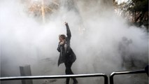 100 Protesters Arrested In Iran