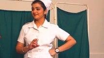 नर्स का सुहाग रात पेसेन्ट के साथ !! Full Hindi Comedy Video New Comedy Film