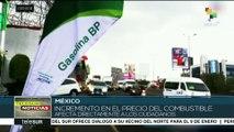 Mexicanos inician 2018 con gasolinazo; sube la gasolina 40 centavos