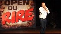 Christophe Guybet aux Open du rire - Les soldes