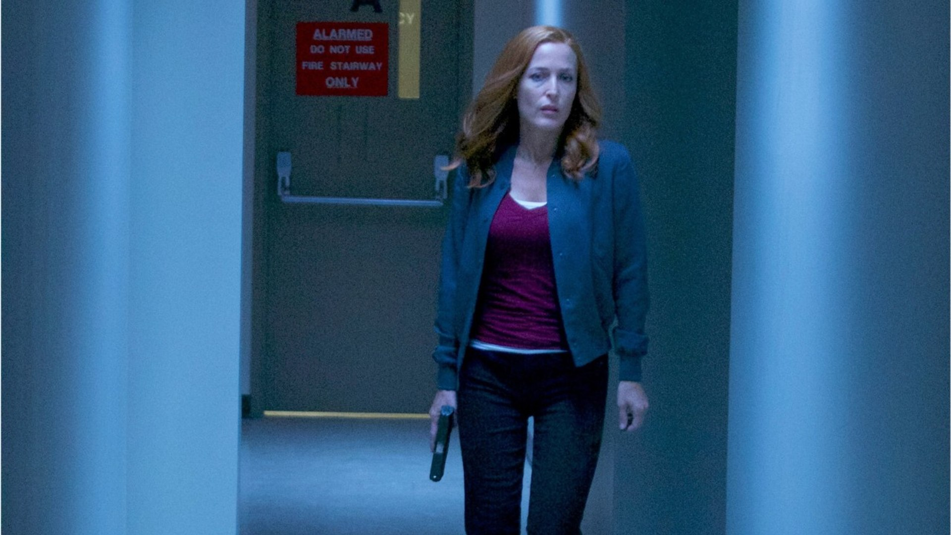 Will Gillian Anderson Return To 'X-Files' After Season 11?