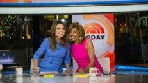 Hoda Kotb Named 'Today' Co-Anchor, Replacing Matt Lauer | THR News