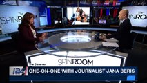 THE SPIN ROOM | One-on-one with journalist Jana Beris | Tuesday, January 2nd 2018