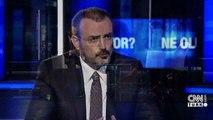 Mahir Ünal: İran asla bir Suriye olmaz