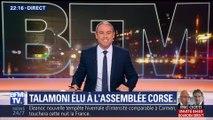 Corse: Jean-Guy Talamoni est élu président de l'Assemblée