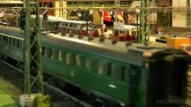 The Great Model Railway Layout in 1 Gauge at the Hamburg Museum