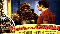Bride of the Gorilla / 1951 / Lon Chaney Jr.