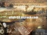 le bon comportement dans l'islam parti 1 Les miracles d'ALLA