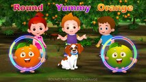 Orange Song (SINGLE) _ Learn Fruits for Kids _ Educa