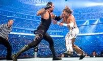 The Undertaker vs Shawn Michaels - WrestleMania XXV