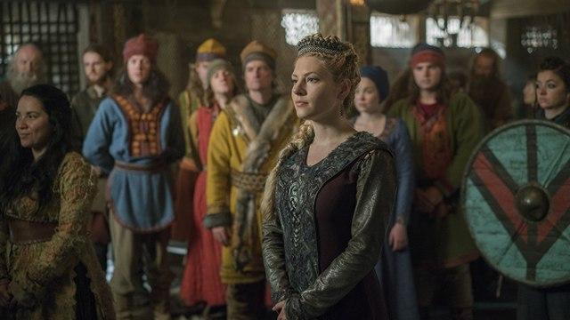 "History [Official] Vikings Season 5 Episode 8 - The Joke ""Full HD"""