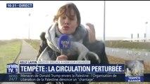 Eleanor : le pont de Normandie interdit à la circulation des poids lourds et les TER annulés en Normandie
