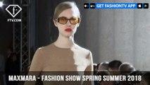 MaxMara Spring/Summer 2018 Collection Fashion Show Milan Fashion Week  | FashionTV | FTV