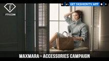 Bella Hadid MaxMara Fall/Winter 2017 Behind-The-Scenes Accessories Campaign | FashionTV | FTV