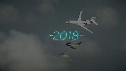 Vœux 2018 - Dassault Aviation