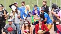 Superhero Baseball - COSPLAY CUP WORLD SERIES | Superheroes | Spiderman | Superman | Frozen Elsa | Joker
