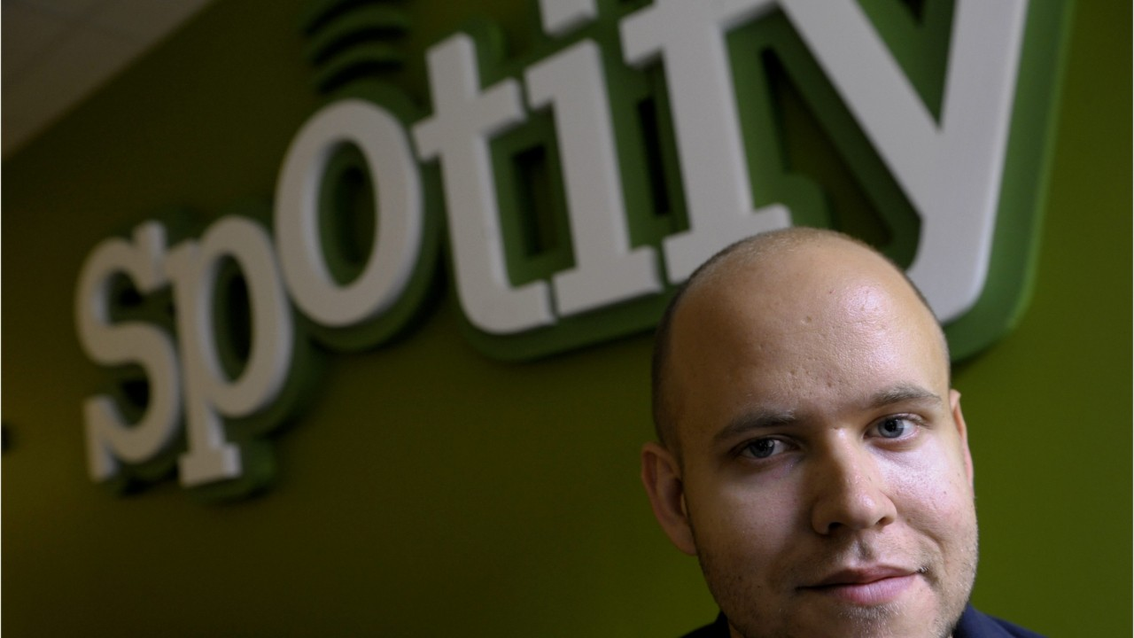 Spotify Files For Secret IPO