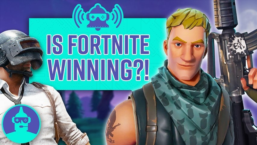 Is Fortnite Winning Battle Royale Against PUBG? | UnMuted Discussion