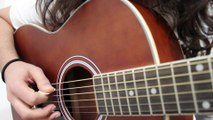 Curso basico guitarra 4. Las tres cuerdas graves. Diferencia entre española o clásica y acústica, tipos de cuerdas.