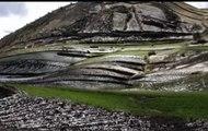Granizada afectó cultivos en la provincia de Chimborazo