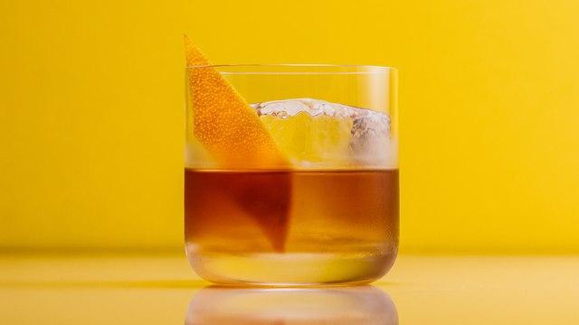 Rum Old Fashioned Cocktail Recipe - Liquor.com