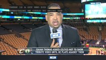 NESN Live: Celtics Face Off Vs. Isaiah Thomas And The Cleveland Cavaliers