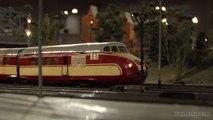 Le plus grande réseau de trains miniatures à l'échelle 1/45 en Europe - Une vidéo de Pilentum Télévision sur le modélisme ferroviaire avec des trains miniatures