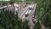Superbe maquette de train en miniature à l'échelle H0 - Une vidéo de Pilentum Télévision sur le modélisme ferroviaire avec des trains miniatures