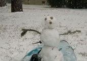 Heavy Snow Blankets South Carolina as Winter Storm Slams Eastern States