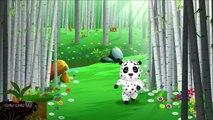 Finger Family Panda _ ChuChu TV Animal Finger Family Songs & Nursery Rhymes For Children-dBqQWv