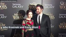John Krasinski Wept When He First Heard Emily Blunt Sing