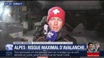À Val Thorens, une partie seulement du domaine skiable sera ouverte ce jeudi